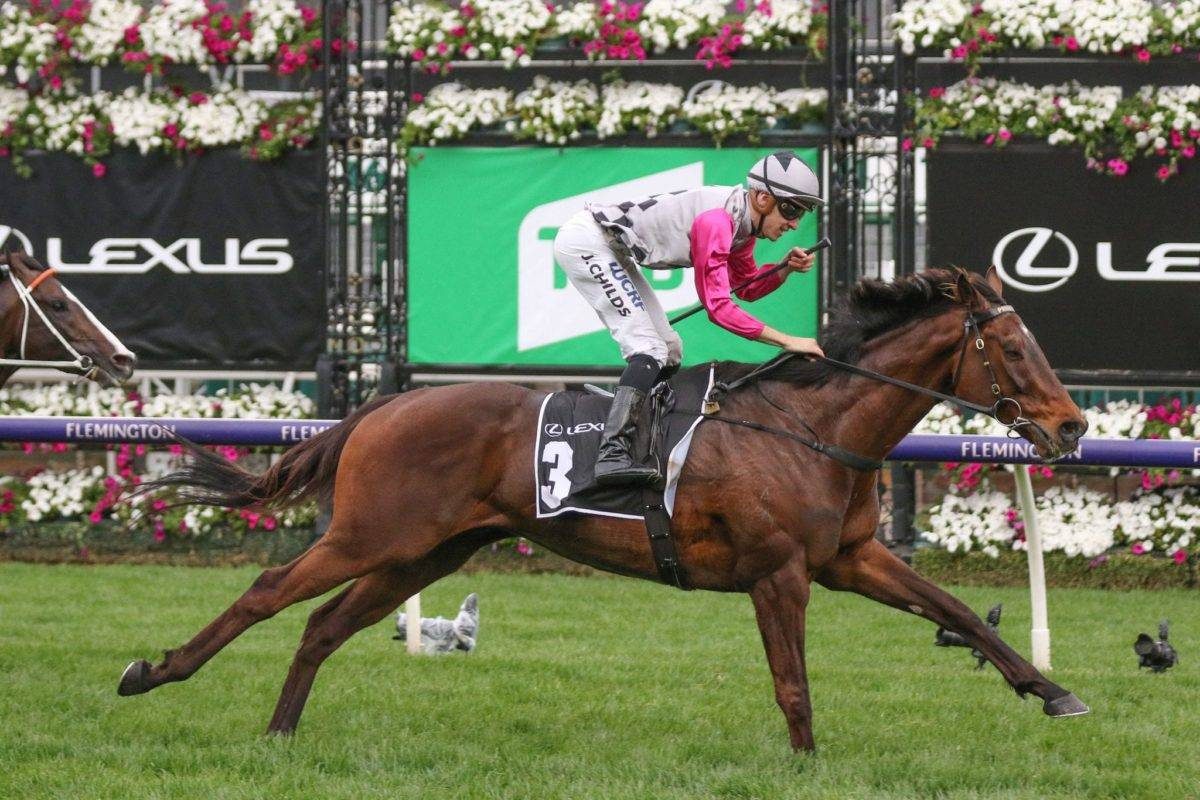 Surprise Baby The Bart Cummings Group 3 05 10 2019 WIN Flemington 8  1522BC scaled 1